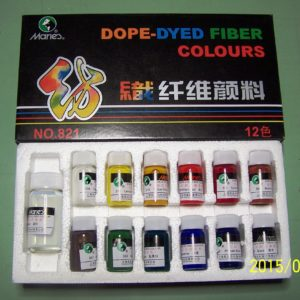 Dope-Dyed Colors for textile fiber